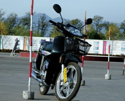 E两轮摩托培训